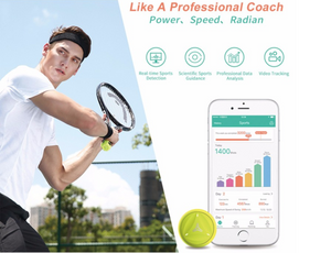 Bluetooth Tennis Racquet