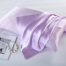 Load image into Gallery viewer, 100% Pure Natural Mulberry Silk Pillowcase