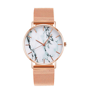 ROSE GOLD WOMENS WATCH