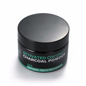 Charcoal Toothpaste Powder