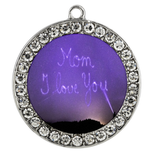 Load image into Gallery viewer, Mom I love you Necklace