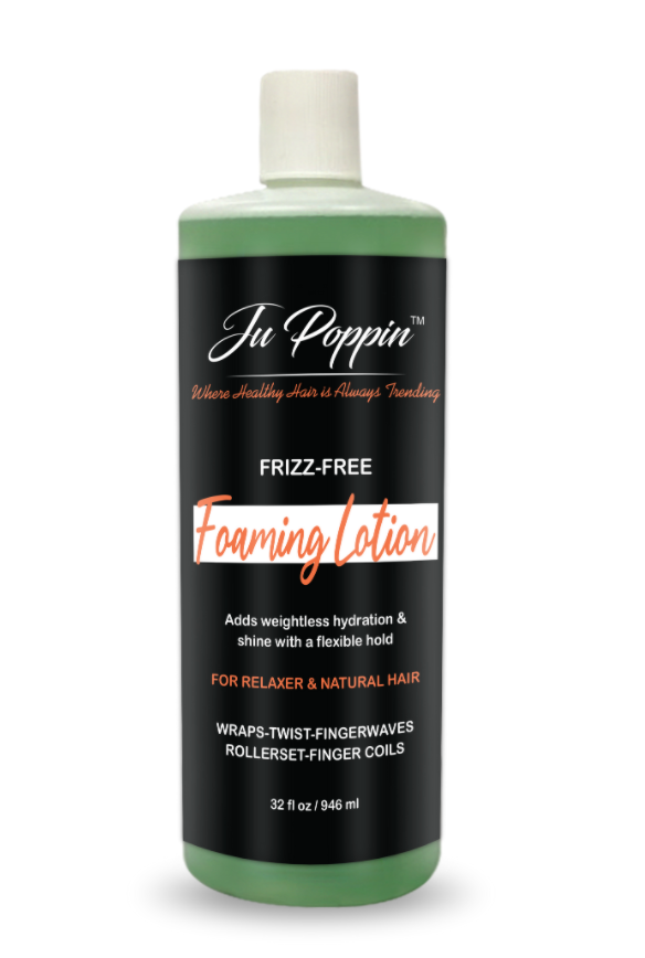 Ju Poppin Foaming Lotion 32.oz