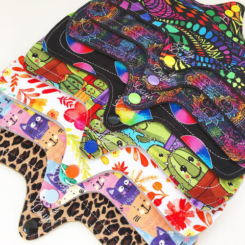 Custom Order - SURPRISE PRINT - Lady Days Cloth Pads