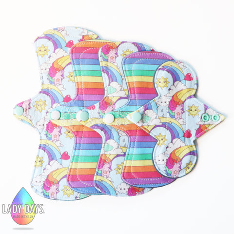 Pre-Teen Cloth Pad Starter Set - Lady Days Cloth Pads