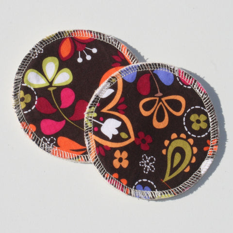 Cotton Breast Pads - Lady Days Cloth Pads