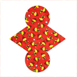 Custom Order - Yellow Birds - Lady Days Cloth Pads