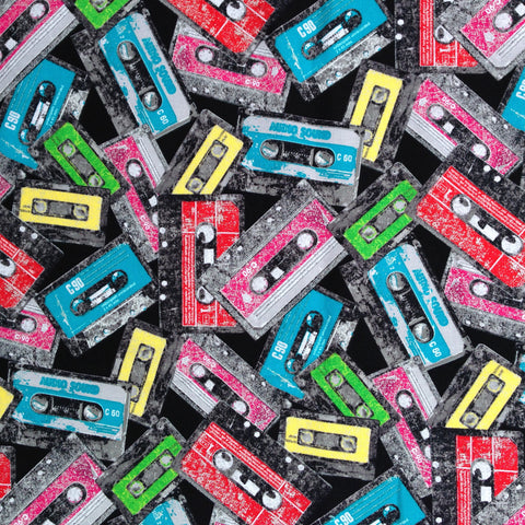 Custom Order - Retro Cassettes - Lady Days Cloth Pads