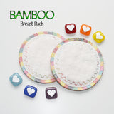 Bamboo Velour Breast Pads - Lady Days Cloth Pads