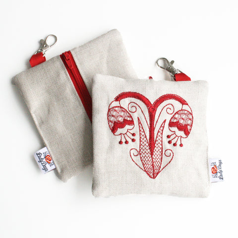 Special Embroidery Pad Pod - Hearturus