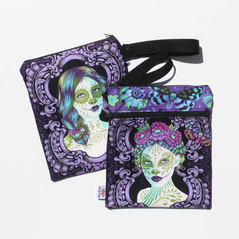 DE LA LUNA HAUNTED WET/DRY BAG - Lady Days Cloth Pads