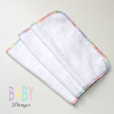 Bamboo Wipes Triple Pack - Lady Days Cloth Pads