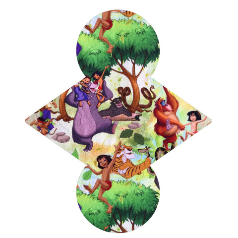 Custom Order - Jungle Friends - Lady Days Cloth Pads