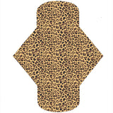 LADY DAYS CLOTH PADS CUSTOM MADE PADS LEOPARD PRINT LINEAR