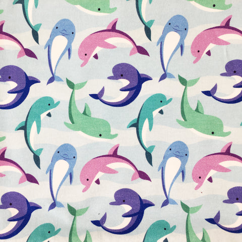 Custom Order - Dolphins - Lady Days Cloth Pads