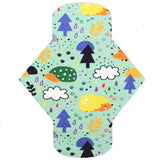 Custom Order - Organic Hedgehogs - Lady Days Cloth Pads