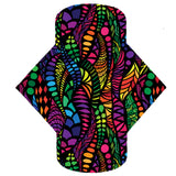 Custom Order - Rainbow Mosaic - Lady Days Cloth Pads