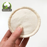 Organic Reusable Facial Wipes - Lady Days Cloth Pads