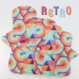 Lady Luscious Reusable Cloth Menstrual Pad Set. - Lady Days Cloth Pads