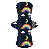 Custom Order - Rainbow Dreams - Lady Days Cloth Pads