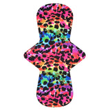 Custom Order - Rainbow Leopard - Lady Days Cloth Pads