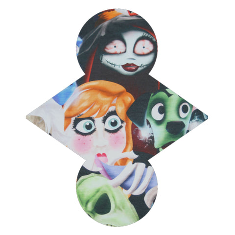Custom Order - SCARY CHARACTERS - Lady Days Cloth Pads