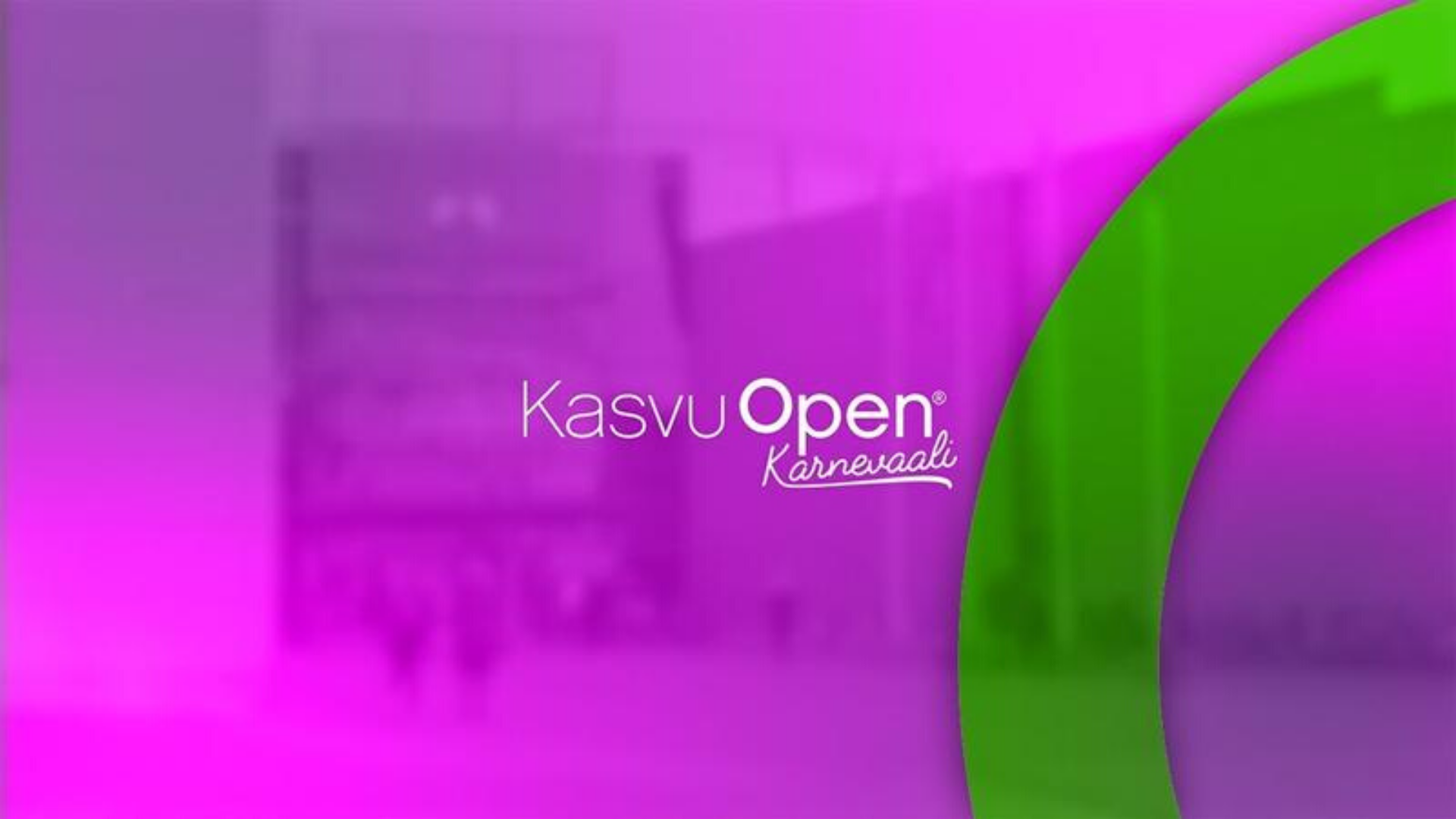 Meet Zoy at Kasvu Open