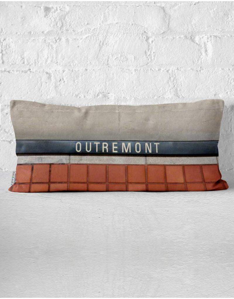 Coussin Acadie / Outremont