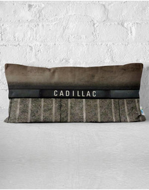 Coussin Cadillac / Langelier