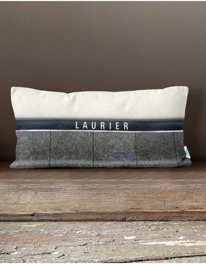 Coussin Mont-Royal / Laurier