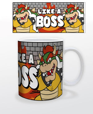 "Super Mario - ""Like a boss"""