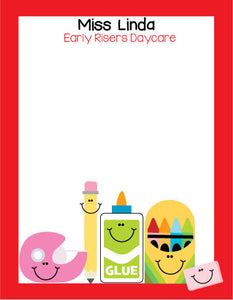 Preschool Teacher Pad