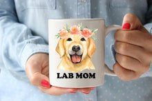 Load image into Gallery viewer, Lab Mom Coffee Mug