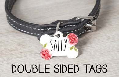 Rae Dunn Inspired Dog Tag