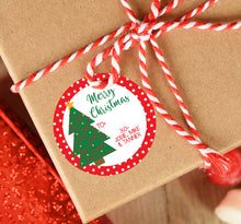 Load image into Gallery viewer, Christmas Tree Gift Label