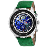 Men's Meridian World Timer GMT