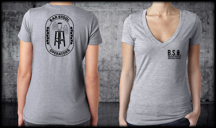 BSO Ladies V-Neck