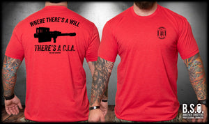 There's The CIA Stinger Launcher Shirt