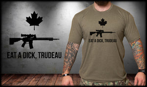 Eat It Trudeau Shirt