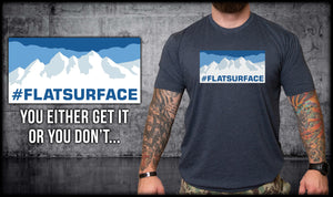 #FLATSURFACE Shirt