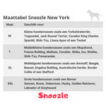 Snoozle Hondenmand New York