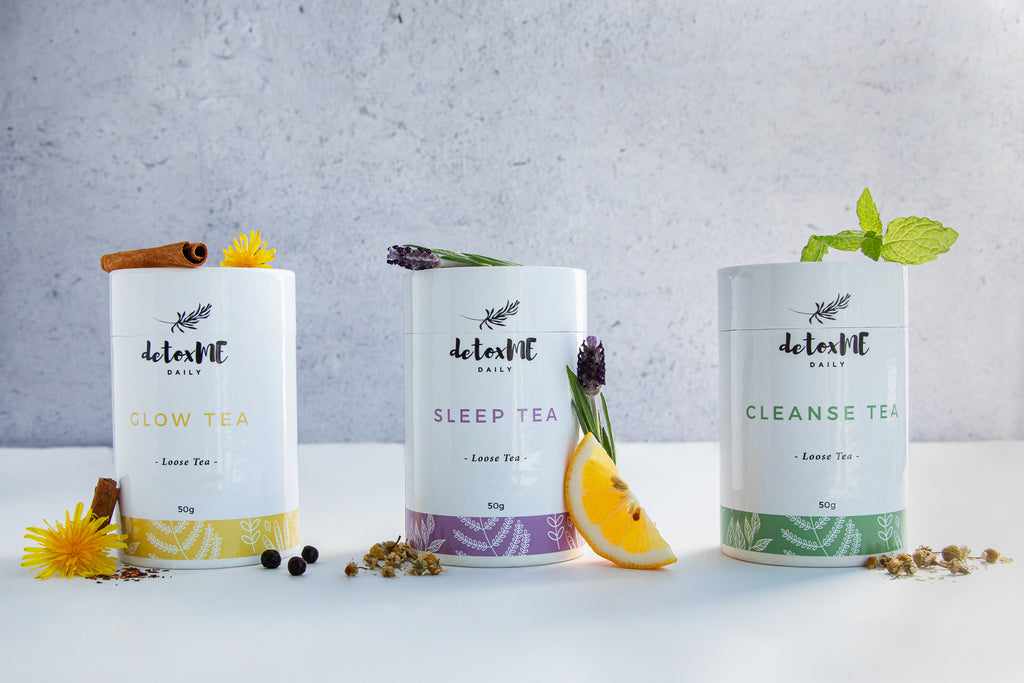 Herbal Loose Tea - Glow Tea