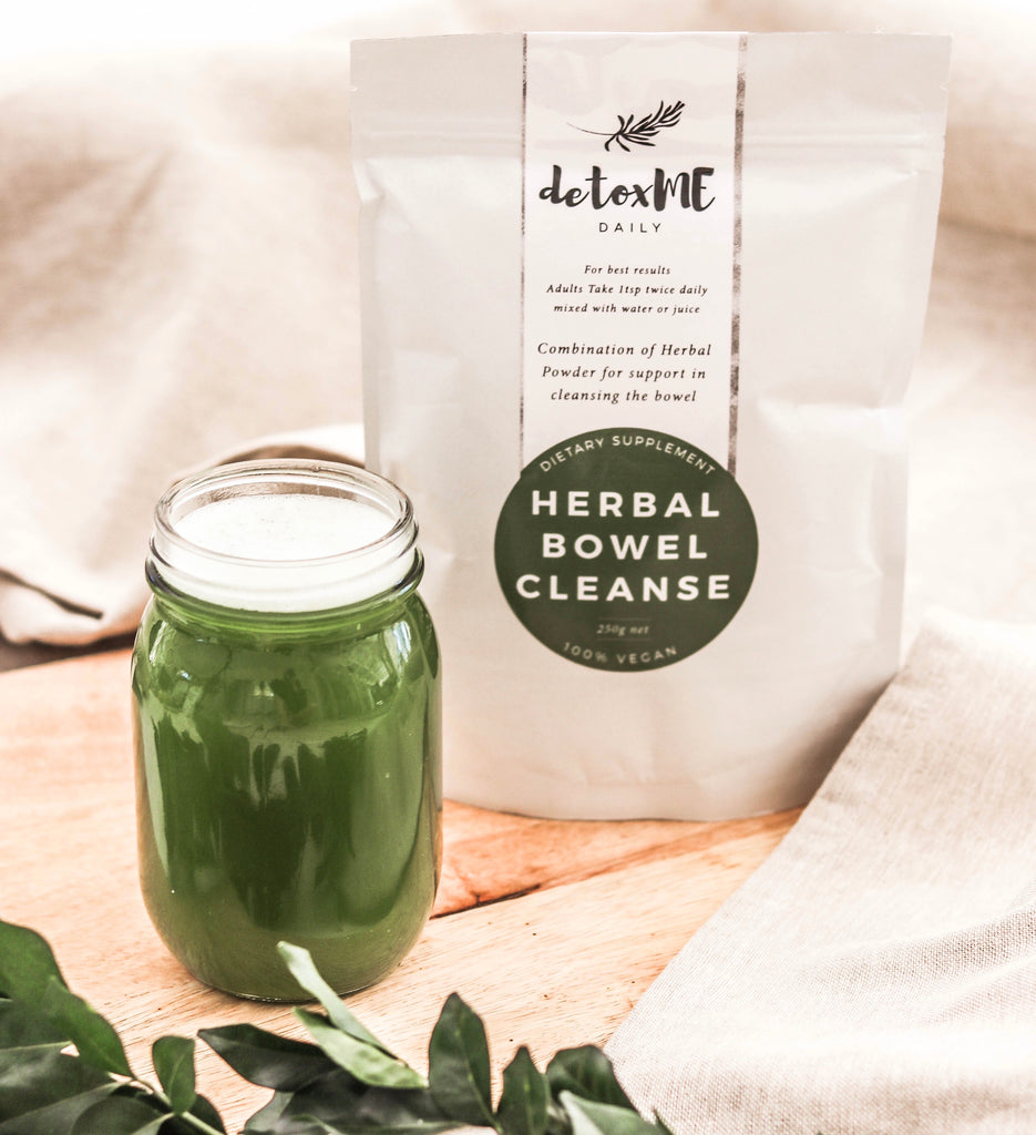 Herbal Bowel Cleanse