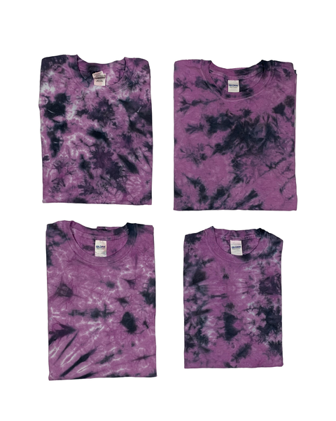 INDIGO NIGHTS Longsleeve Tie-Dye Shirt