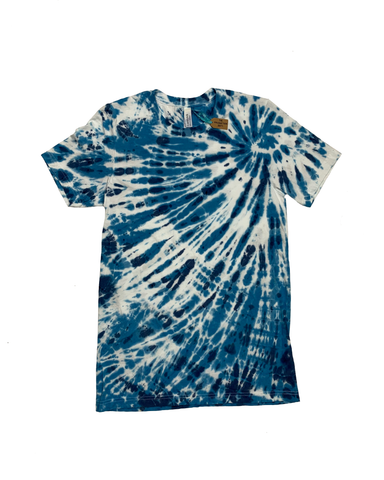 BLUE SKIES Tie Dye T-Shirt