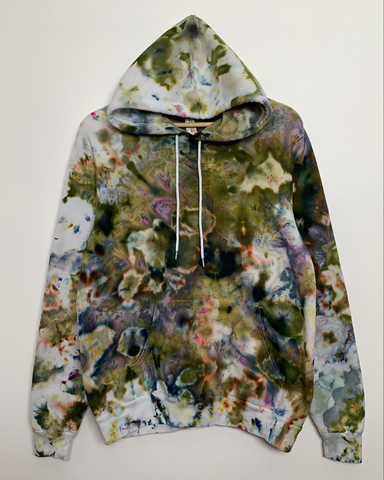 OOAK IN THE GRASS Tiedye Hoodie