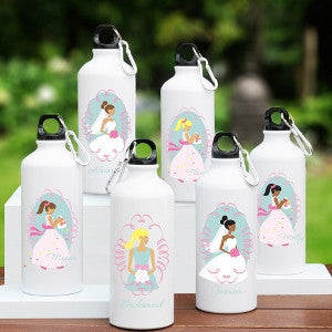 Flower Girl Water Bottle