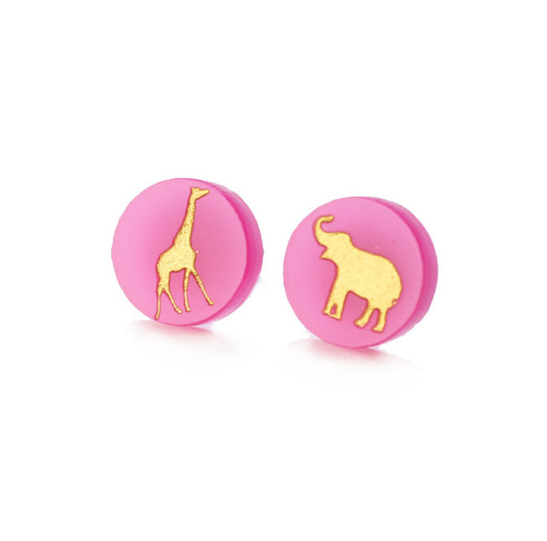 Eden Stud Earrings