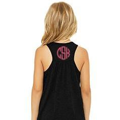 Youth Flowy Tank