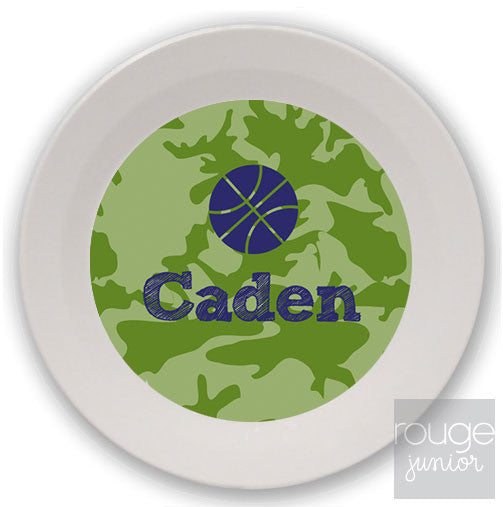 Design Your Own Dish Set - Camo