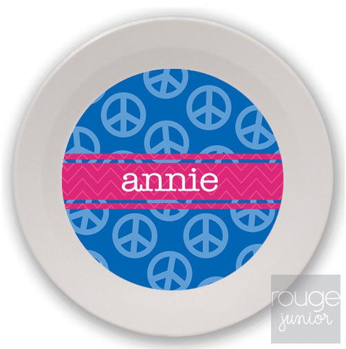 Design Your Own Dish Set - Peace